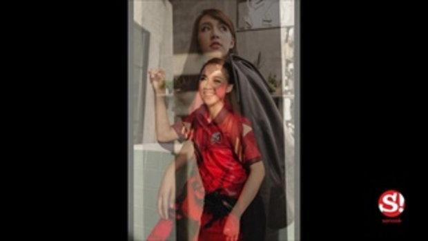 เปิดภาพแม่ลูก เชียร์ลีดเดอร์ มธ. รุ่น 48 และ 73 สายเลือดธรรมศาสตร์ที่แท้จริง