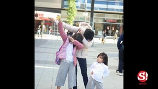 น้องต้นหลิว-น้องแตงโม ลูกสาว แจ๊ส ชวนชื่น โพสต์ไอจีสตอรี่ถึงพ่อ