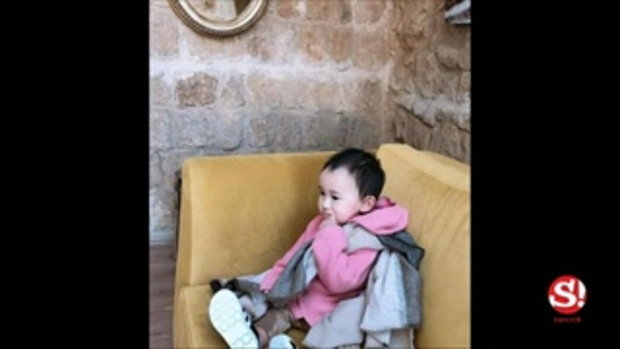 แอมป์ พีรวัศ พาครอบครัวเที่ยวตุรกี ภรรยาแฮปปี้มาก บอกเลี้ยงลูกได้อีก 10 คน