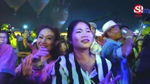 ความประทับใจงานบอลลูนที่ดีที่สุดในเมืองไทย บรรยากาศราวกับอยู่เมืองนอก!