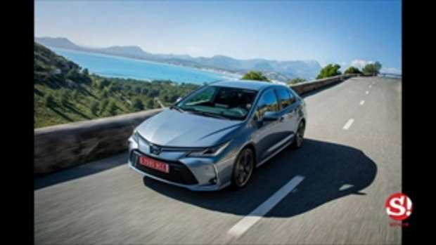 Toyota Corolla 2019 เผยภาพชุดใหม่ล่าสุด พร้อมสเป็คเครื่องยนต์ไฮบริด 2.0 ลิตร