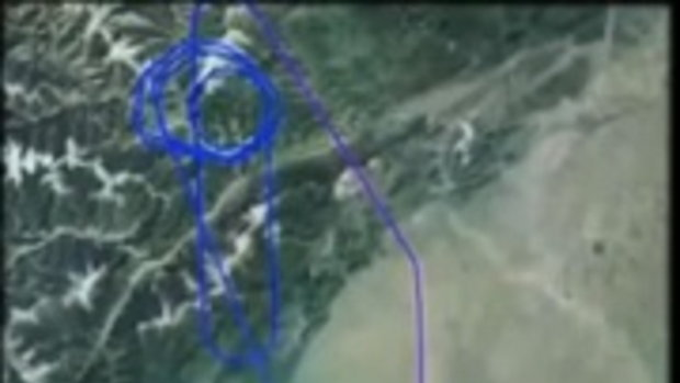 วุ่นทั่วฟ้า เครื่องบินจีนวน 6 ชั่วโมง 30 รอบ ลงจอดฉุกเฉิน หลังปากีฯ ปิดน่านฟ้า (1)