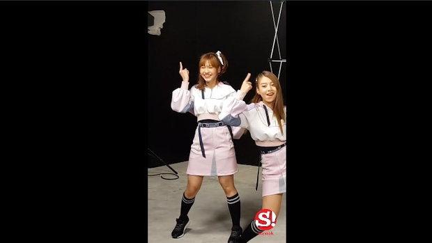 เรียงคิวบันเทิง Fancam เนย bnk48 เต้นx2 เพลง Beginner