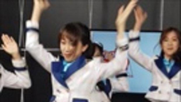 สาวๆ BNK48 เต้น เพลง