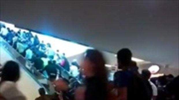 คนแห่ จองตั๋วหนัง AvengersEndgame ที่ เม็กซิโก