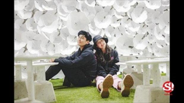 ฮั่น ควง จียอน เที่ยวเกาหลี ประกาศสถานะชัดเจน เป็นแฟนกันนะคะ