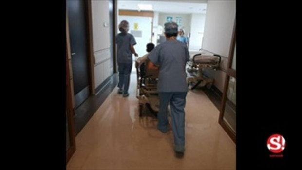 เรื่องเล่าของ เอ๋ พรทิพย์ นาที น้องภูดิศ ลูกชายคนโตเข้าห้องผ่าตัด ที่สุดของคนเป็นแม่จริงๆ