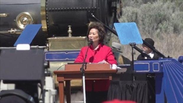 รำลึก 150 ปี ทางรถไฟข้ามทวีปแห่งแรกของสหรัฐฯ คนงานจีนนับหมื่นร่วมช่วย