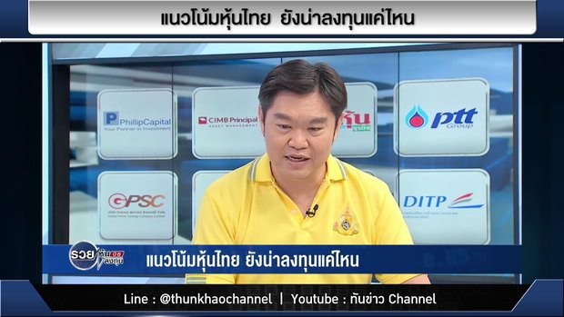 รวยหุ้น รวยลงทุน ปี 6 EP 878 เเนวโน้มหุ้นไทย ยังน่าลงทุนเเค่ไหน | FINANSIA