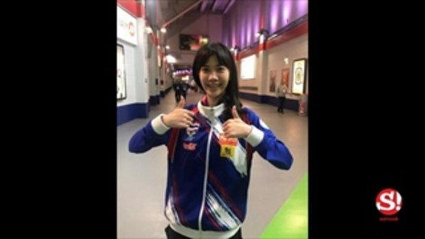 กระหึ่มโลก! น้องเทนนิส คว่ำจอมเตะเหรียญทองโอลิมปิก ผงาดแชมป์โลก