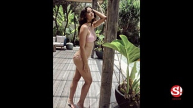 ซาร่า มาลากุล จัดใหญ่ให้หายคิดถึง เซ็กซี่ร้อนฉ่าในชุดบิกินี และบนเตียงนอน