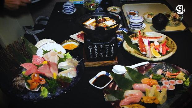 Hou Yuu อาหารญี่ปุ่น รสชาติระดับตำนาน ที่ต้องลองด้วยตนเอง
