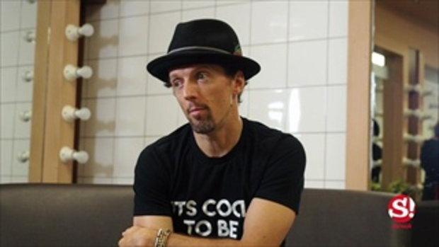 สัมภาษณ์ Jason Mraz in Thailand 2019