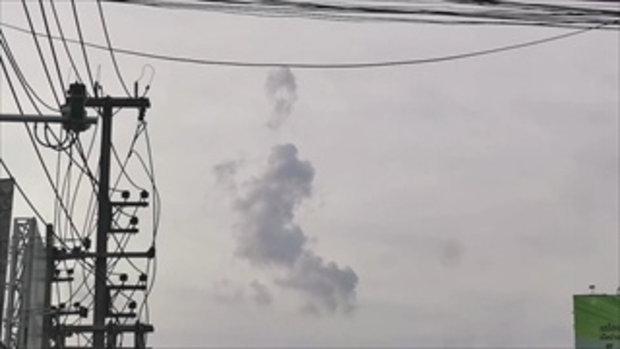 ฮือฮาทั้งเชียงใหม่ เมฆก่อตัวคล้ายองค์พระพุทธรูป เหนือฟ้าดอยสุเทพ