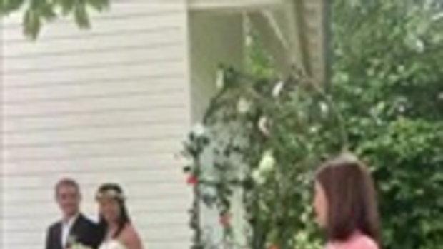ภาพบรรยากาศงานแต่งพี่สาว