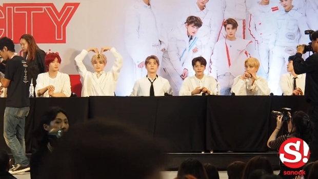 NCT 127 FANSIGNING in BANGKOK 2019