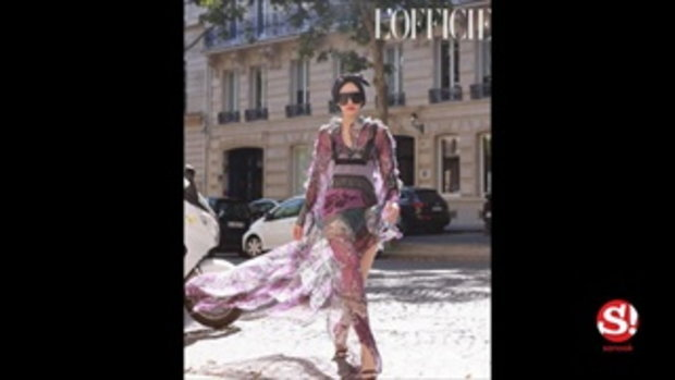 ชมพู่ อารยา แซ่บทุกชุด สวยฟาดเรียบในปารีส สะกดทุกสายตา