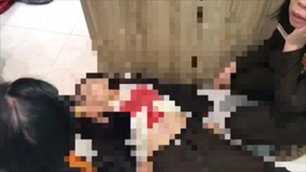 คลิปเหตุการณ์ คนร้าย ปล้นร้านทองในห้างโรบินสันลพบุรี