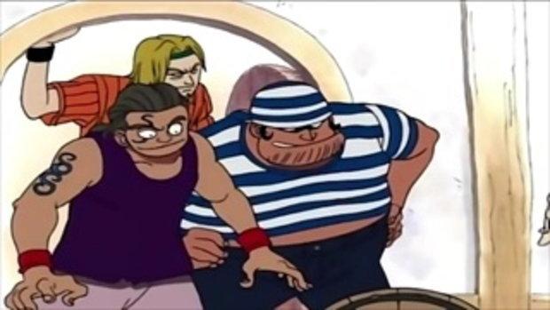 One Piece วันพีช ตอนที่ 1 ฉันคือลูฟี่ ชายที่จะเป็นโจรสลัด