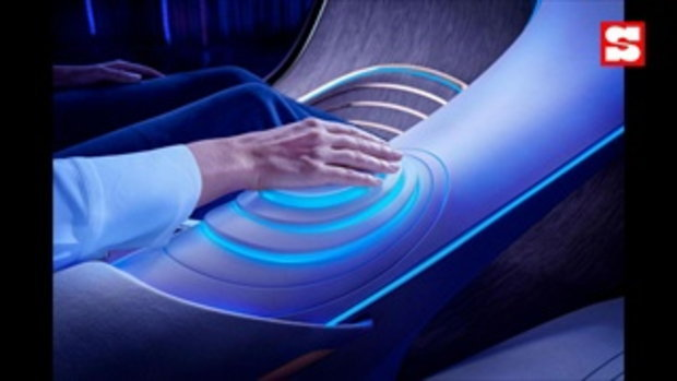 Mercedes-Benz Vision AVTR แรงบันดาลใจจากหนัง Avatar สู่รถยนต์ไฟฟ้าต้นแบบสุดล้ำ