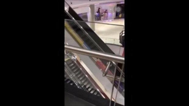 คลิปเสียงตอบโต้กับคนร้าย #กราดยิงโคราช กลางห้างดัง ก่อนเสียงปืนดังก้อง