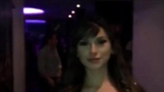 แฟร์นันด้า เกรอซ แฟนสาวสุดเซ็กซี่ของ