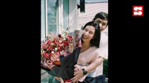 มิ้นต์-ภูผา ไม่หวั่น จับมือก้าวผ่านอาถรรพ์รัก 7 ปี แต่ถ้าจะขอแต่งงานต้องบอกกันก่อน