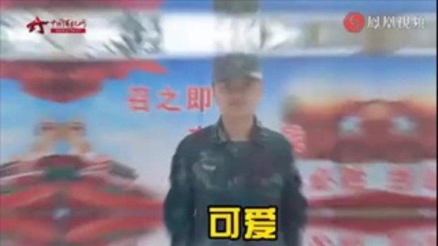 ขึ้นแท่นขวัญใจชาวเน็ตจีน พยาบาลสาวขอแฟนจากรัฐบาลหากพ้นวิกฤตโควิด-19