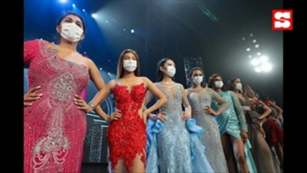 Miss International Queen 2020 รอบพรีลิมฯ 21 ทรานส์เจนเดอร์อวดความปังก่อนชิงมง!