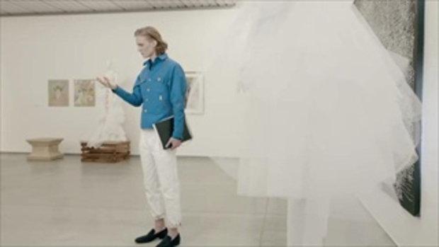 คอลเลกชั่นทรงออกแบบโดย SIRIVANNAVARI & S'Homme Spring-Summer 2020 Collection