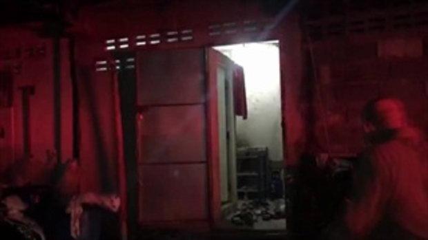 เมียโมโหบีบคอผัวตายคามือ เดินขึ้นโรงพักมอบตัวเอง บอกตำรวจสั้นๆ ถูกตบก่อน