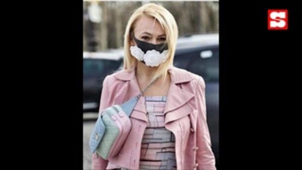 สู้ไวรัสอย่างมีสไตล์! ส่องเทรนด์หน้ากากในแฟชั่นวีค 2020