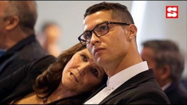 สำคัญสุดในชีวิต! โรนัลโด้ กลับโปรตุเกสรุดเยี่ยมแม่ที่ป่วยผ่าตัดสมอง