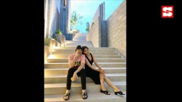 อ้วน รังสิต โพสต์ภาพคิดถึงภรรยา กำลังตั้งท้องแต่กลับเมืองไทยไม่ได้