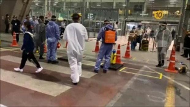 คนไทยในประเทศนิวซีแลนด์ ที่ได้รับผลกระทบโควิด-19 กลับถึงไทยแล้ว