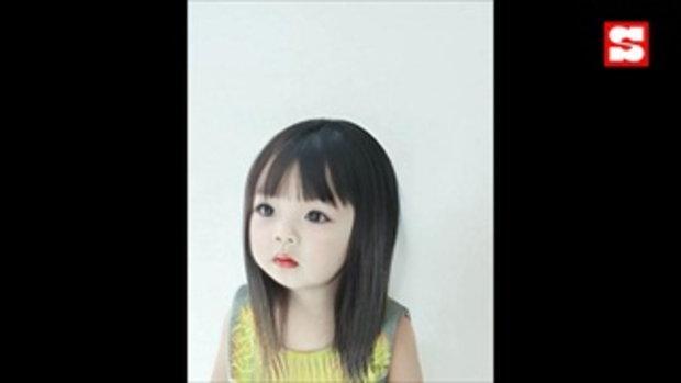 นิวเคลียร์ แต่งภาพ น้องไทก้า เป็นเวอร์ชั่นลูกสาว น่ารักมาก