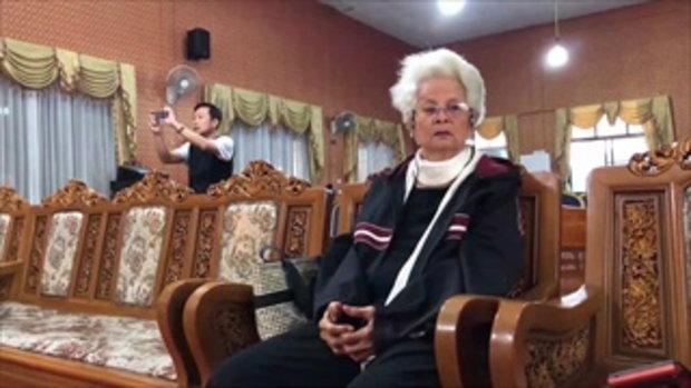 หลานเผยนาทีแม่โอ วรุฒ สิ้นใจ จากไปหลังครบรอบวันเกิดอายุ 84 ปี