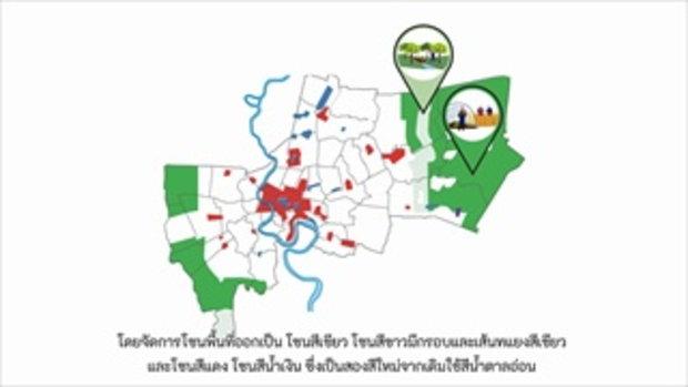 ผังเมือง เรื่อง สาธารณูปโภคและพื้นที่อนุรักษ์