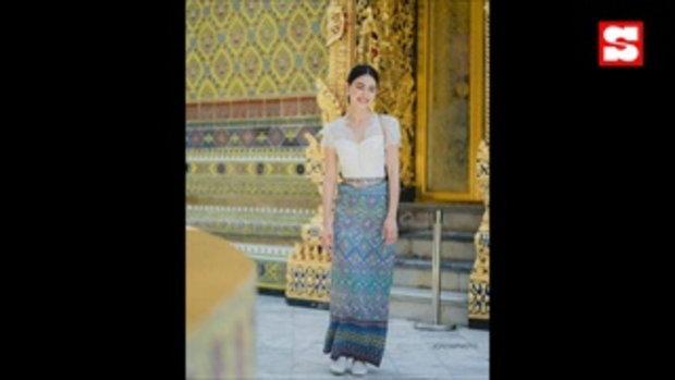 รวมคนดังในชุดไทยสายบุญ สวยสง่า กับราคาหลักแสน