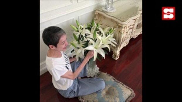 นิ้ง กุลสตรี เผยภาพ นุ่น สินิทธา มาเยี่ยมที่โรงพยาบาล เผยเรื่องราวประทับใจเมื่อ 17 ปี
