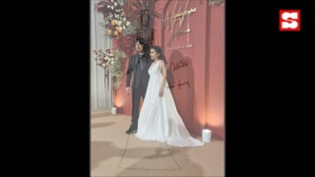 2 ชุดแต่งงาน