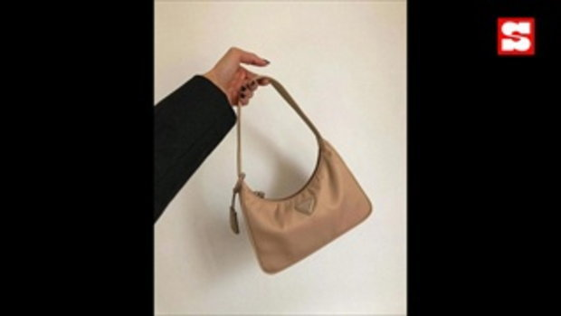 ตัวแม่ต้องมี! กระเป๋า Prada Nylon 2020 แฟชั่น 90s ที่กลับมาฮิตอีกครั้ง