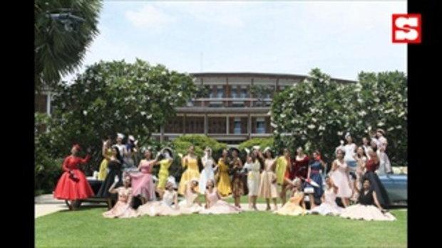 มิสยูนิเวิร์สไทยแลนด์ 2020 เก็บตัววันแรก สวยสง่าในธีมย้อนยุค