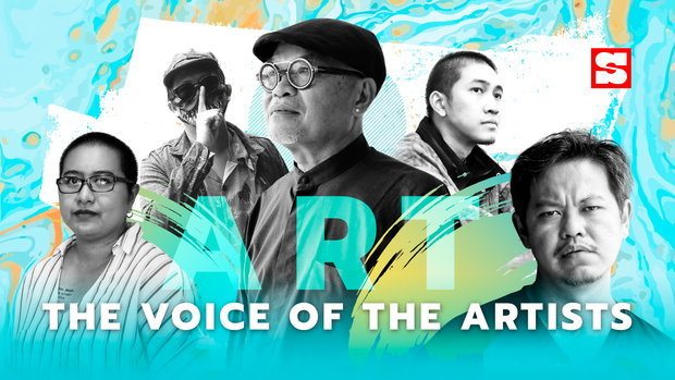 ART: THE VOICE OF THE ARTISTS