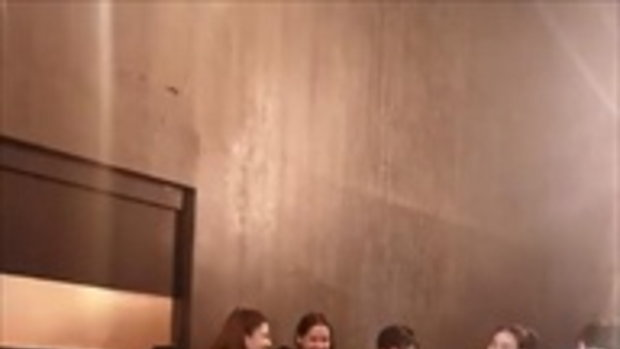 น่ารักไม่ไหว 3 คู่จิ้นคู่จริง เต้นเพลงก้มต่ำ ลีลาสุดพลิ้ว