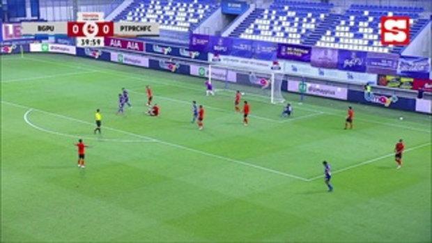 คลิปไฮไลท์ ฟุตบอลโตโยต้าไทยลีก บีจี ปทุม ยูไนเต็ด2-0 พีที ประจวบ เอฟซี