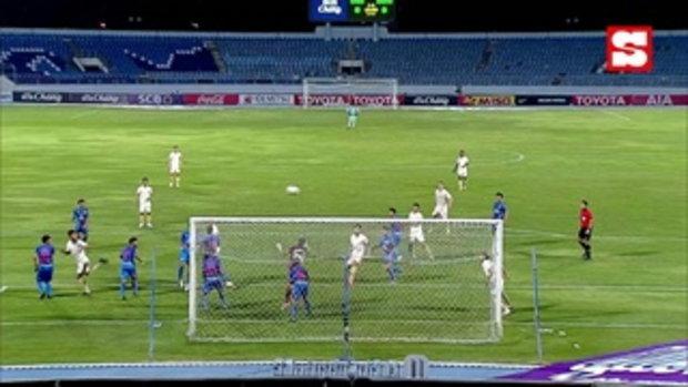 คลิปไฮไลท์ ฟุตบอลโตโยต้าไทยลีก ชลบุรี เอฟซี 0 - 2 บุรีรัมย์ ยูไนเต็ด (ยาว)