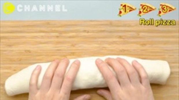 3 สูตรพิซซ่าฝรั่งแต่ทำสไตล์ญี่ปุ่น