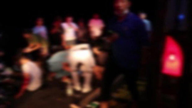 แก๊งแว้นแข่งรถกัน ก่อนเฉี่ยวกันล้มระเนระนาด เจ็บ 5 ราย สาหัสอีก 2 ราย
