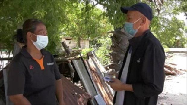 สลดครอบครัวพิการโดนชาวบ้านเวียนมาข่มขืนไร้คนปกป้อง
